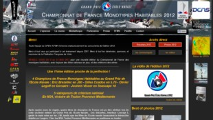 French Naval Academy Sailing Grand Prix