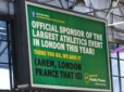 Paddy Power rolls out its advertising for \'the biggest athletics event in London\'