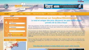 Easy Beach Booking